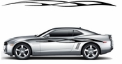 Racing Car Graphics pinstirpes Window Vinyl Car Wall Decal Sticker Stickers 151