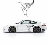 Racing Car Graphics pinstirpes Window Vinyl Car Wall Decal Sticker Stickers 178