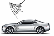 Racing Car Graphics pinstirpes Window Vinyl Car Wall Decal Sticker Stickers 183