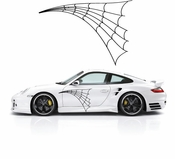 Racing Car Graphics pinstirpes Window Vinyl Car Wall Decal Sticker Stickers 184