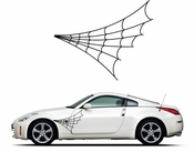 Racing Car Graphics pinstirpes Window Vinyl Car Wall Decal Sticker Stickers 187