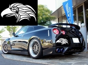 Eagle Vinyl Decal Car Performance Stickers