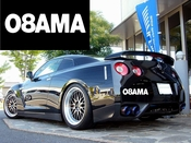 o8ama Vinyl Decal Car Performance Stickers