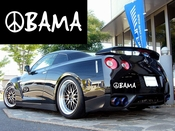 Obama Peace Vinyl Decal Car Performance Stickers
