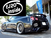 Ej20 Inside Vinyl Decal Car Performance Stickers