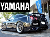 Yamaha Vinyl Decal Car Performance Stickers