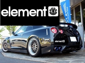 Element Vinyl Decal Car Performance Stickers