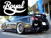 Royal Vinyl Decal Car Performance Stickers