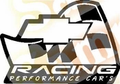 Chevy Racing Vinyl Decal Car Performance Stickers