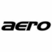Aero exhaust Car aftermarket logo Vinyl Decal Stickers