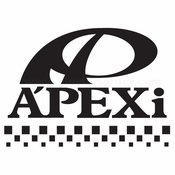 Apexi Car aftermarket logo Vinyl Decal Stickers