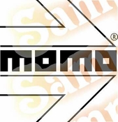MOMO Vinyl Decal Car Performance Stickers