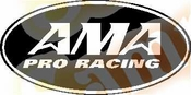 AMA Pro Racing Vinyl Decal Car Performance Stickers