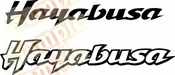 Hayabusa 2 Vinyl Decal Car Performance Stickers