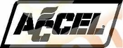 ACCEL 2 Vinyl Decal Car Performance Stickers