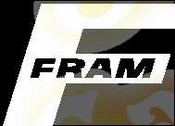 FRAM Vinyl Decal Car Performance Stickers