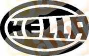 HELLA Vinyl Decal Car Performance Stickers