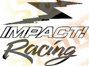 Impact Racing Vinyl Decal Car Performance Stickers