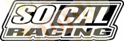 SoCal Racing Vinyl Decal Car Performance Stickers