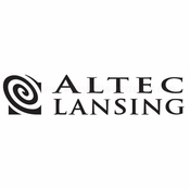 Altec Lansing 2 Car audio Vinyl Decal Stickers
