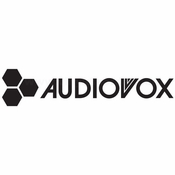 Audiovox Car audio Vinyl Decal Stickers