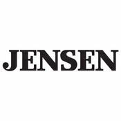 Jensen Car audio Vinyl Decal Stickers