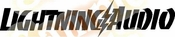 LIGHTNING AUDIO Vinyl Decal Car Performance Stickers