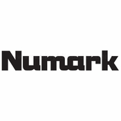Numark Car audio Vinyl Decal Stickers
