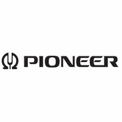 Pioneer Car audio Vinyl Decal Stickers