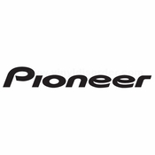 Pioneer 2 Car audio Vinyl Decal Stickers