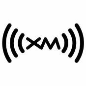 XM Car audio Vinyl Decal Stickers