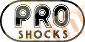 Pro Racing Shocks Vinyl Decal Car Performance Stickers