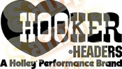 HOOKER H Vinyl Decal Car Performance Stickers