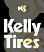 KELLY TIRES Vinyl Decal Car Performance Stickers