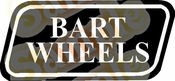 Bart wheels Vinyl Decal Car Performance Stickers