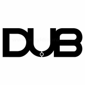 Dub 2 Car audio Vinyl Decal Stickers
