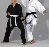 8 oz Advance Medium Weight Karate Uniform by Kwon
