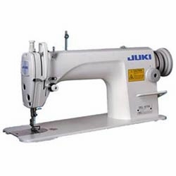 Juki DDL-5550 Best Auto Oil Single Needle Straight Lockstitch Industrial Sewing Machine Made in Japan w/Table Top and Motor