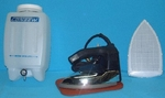 Model CES-90A Gravity Feed Steam Iron