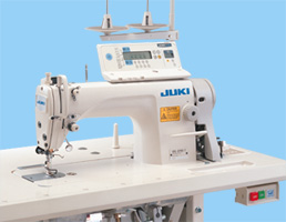 Juki DDL-8700-7-WB Auto Needle Position, Backtack & Foot Lift High Speed Lockstitch Industrial Sewing Machine