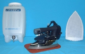 Silver Star CES-300 Gravity Feed Steam Iron