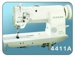 Singer 4411A566A Compound Walking Foot Needle Feed Upholstery Sewing Machine