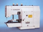 Singer 1375A3 Single Thread Chain Stitch Industrial Button Sewing Machine