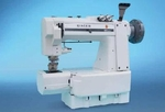 Singer 300U194A Single Needle Flatbed Industrial Chainstitch Sewing Machine with Compound Needle Feed & Walking Foot