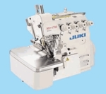 Juki MO-6716S 2 Needle, 5 Thread High-speed, Overlock / Safety Stitch Serger Machine MO6716 with Table Top and Motor