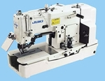 Juki LBH-783N 1-needle, Lockstitch Buttonholing Machine with Table Top and Motor