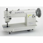 Econosew Medium/Heavy-duty Lockstitch Machine 2060AL w/ Compound Needle-Feed & Walking Foot, Auto-Lubrication