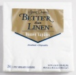 Better Than Linen White Linen Like Dinner Napkins 24ct.