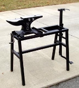 Folding Stand with Vise