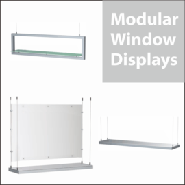 Modular Window Displays
